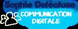 Sophie Delécluse Freelance communication digitale et création de site web Indre-et-Loire